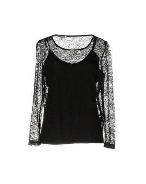 Блузка GERARD DAREL. Цвет: черный