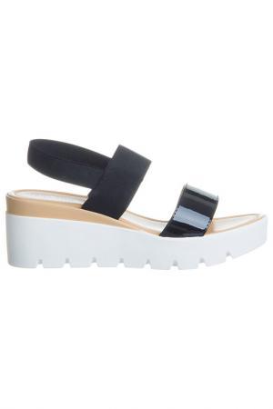 Sandals NILA. Цвет: black