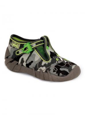Туфли Befado. Цвет: серый
