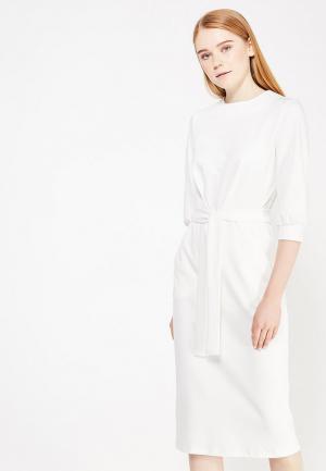 Платье Alina Assi. Цвет: белый