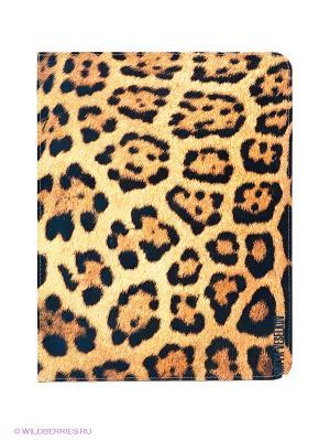 Чехол для iPad Mitya Veselkov. Цвет: черный, коричневый, желтый