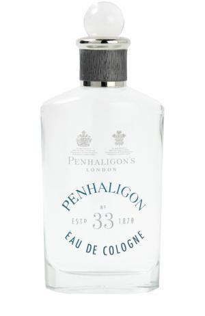 Одеколон серии №33 Penhaligons Penhaligon's. Цвет: бесцветный