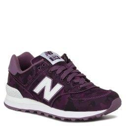 Кроссовки  WL574 фиолетовый NEW BALANCE