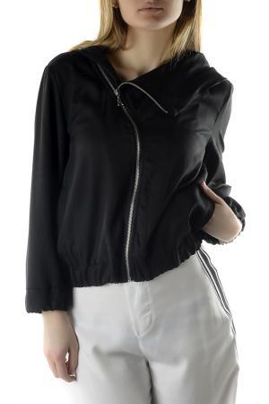 Спортивная куртка Sexy Woman. Цвет: черный