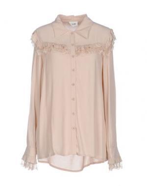 Pубашка BELAIR. Цвет: бежевый