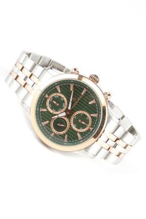 Наручные часы Essence. Цвет: стальной, розовый, зеленый