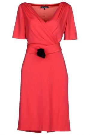 Dress IVAN MONTESI. Цвет: coral