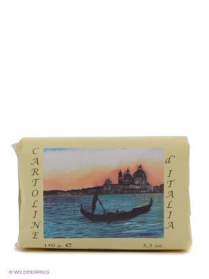 Марсельское мыло  Венеция Iteritalia. Цвет: желтый