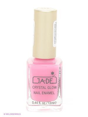 Лак для ногтей, тон 455 GA-DE. Цвет: розовый