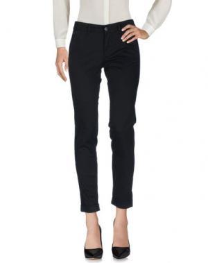 Повседневные брюки NERO GIARDINI. Цвет: черный