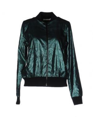 Куртка MONICA •LENDINEZ. Цвет: зеленый