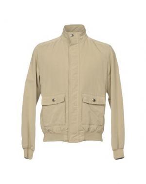 Куртка PIRELLI PZERO. Цвет: бежевый