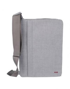 Деловые сумки NAVA. Цвет: светло-серый