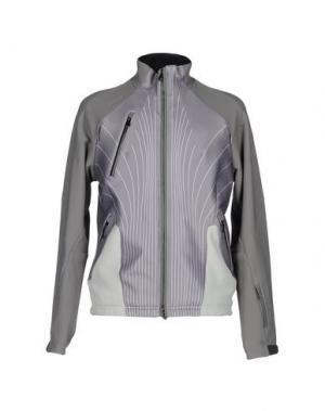 Куртка SPYDER. Цвет: серый