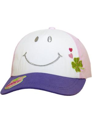 Бейсболки YO!. Цвет: фиолетовый