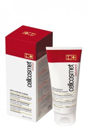 Мягкий очищающий гель Cellcosmet&Cellmen. Цвет: бесцветный