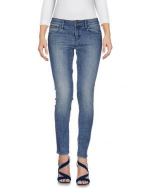 Джинсовые брюки THE KOOPLES. Цвет: синий