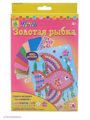 Мозаика Золотая рыбка The ORB factory. Цвет: желтый, розовый