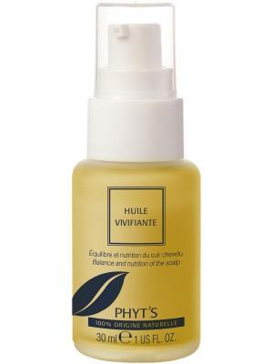 Масло Восстанавливающее HUILE VIVIFIANTE  30 мл PHYTS 111 PHYT'S. Цвет: желтый