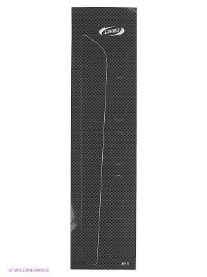 Защитный набор BBB. Цвет: серый, синий