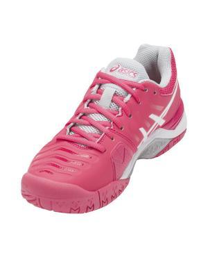 Спортивная обувь GEL-CHALLENGER 11 ASICS. Цвет: серый, розовый