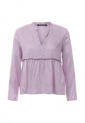 Блуза Pennyblack. Цвет: фиолетовый