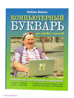 Компьютерный букварь для ржавых чайников Издательство АСТ. Цвет: зеленый