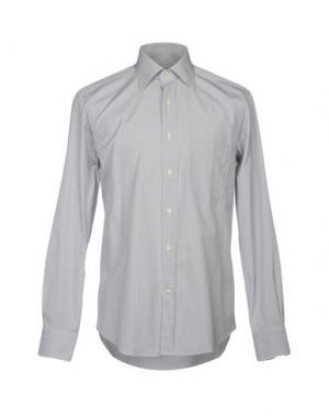 Pубашка GRIGIO PERLA. Цвет: светло-серый