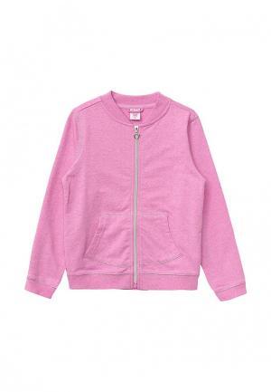 Толстовка Sela. Цвет: розовый