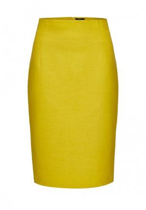 Юбка Alex Lu. Цвет: желтый