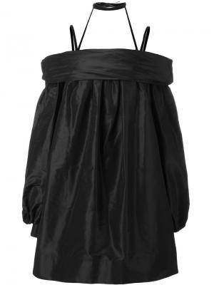Off the shoulder dress Isa Arfen. Цвет: чёрный
