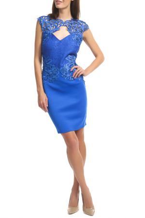 Платье LIPSY. Цвет: blue