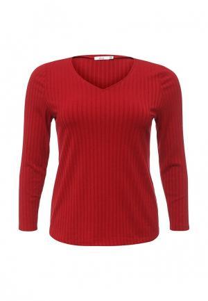 Пуловер Lina. Цвет: красный