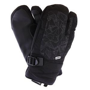 Перчатки  Villain Glove Black Pow. Цвет: черный
