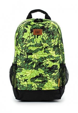 Рюкзак Caterpillar. Цвет: зеленый