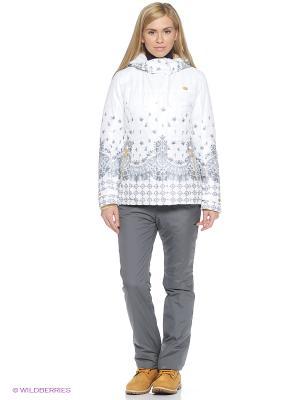 Куртка Stayer. Цвет: серый, белый