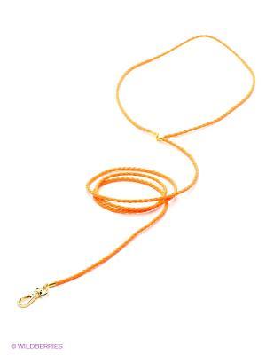 Поводок Doggy Style. Цвет: оранжевый