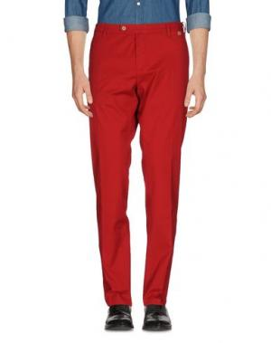 Повседневные брюки AT.P.CO. Цвет: красный