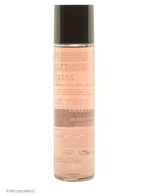 Парфюмированный Гель для Душа Черная Ваниль  Yves Rocher. Цвет: прозрачный, темно-коричневый