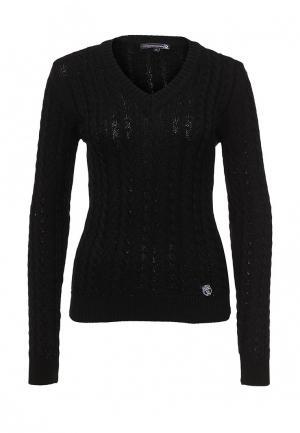 Пуловер Giorgio Di Mare. Цвет: черный