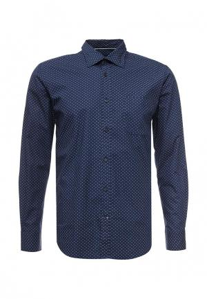 Рубашка Cortefiel. Цвет: синий