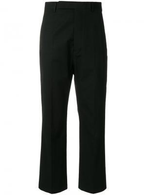 Укороченные брюки Bolans Rick Owens. Цвет: чёрный