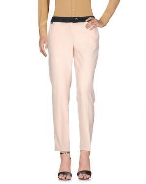 Повседневные брюки JACQUEMUS. Цвет: белый