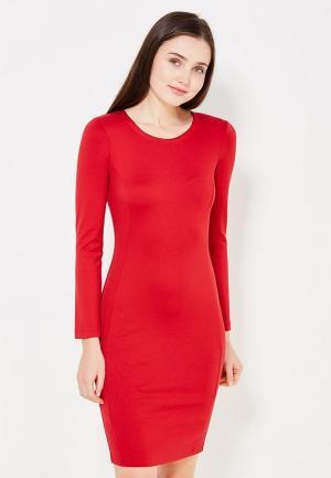 Платье Season 4 Reason. Цвет: красный