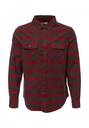 Рубашка Billabong. Цвет: красный