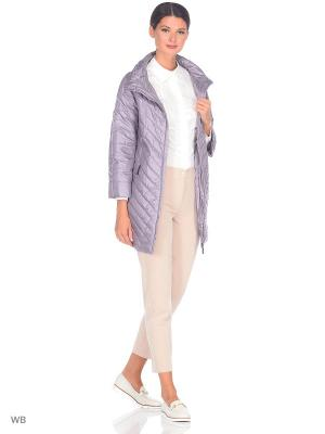 Куртка WINTERRA. Цвет: темно-фиолетовый