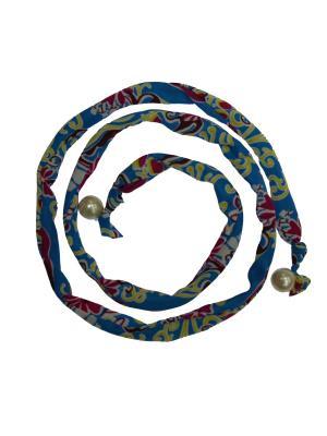 Ободок, диадема Bizon. Цвет: малиновый