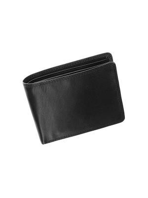 Бумажник HT7 Visconti. Цвет: черный