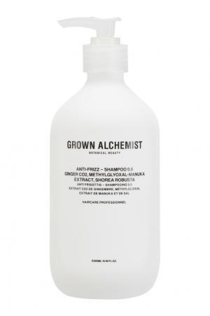 Разглаживающий шампунь 0.5 Anti-Frizz 500ml Grown Alchemist. Цвет: multicolor