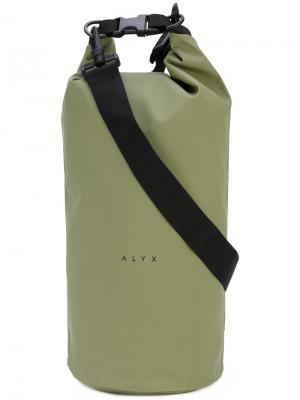Сумка-мешок на плечо Alyx. Цвет: зелёный